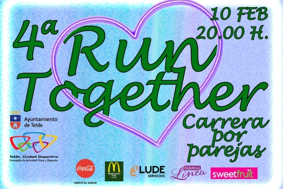 La carrera 'Run Together' de Telde abre inscripciones