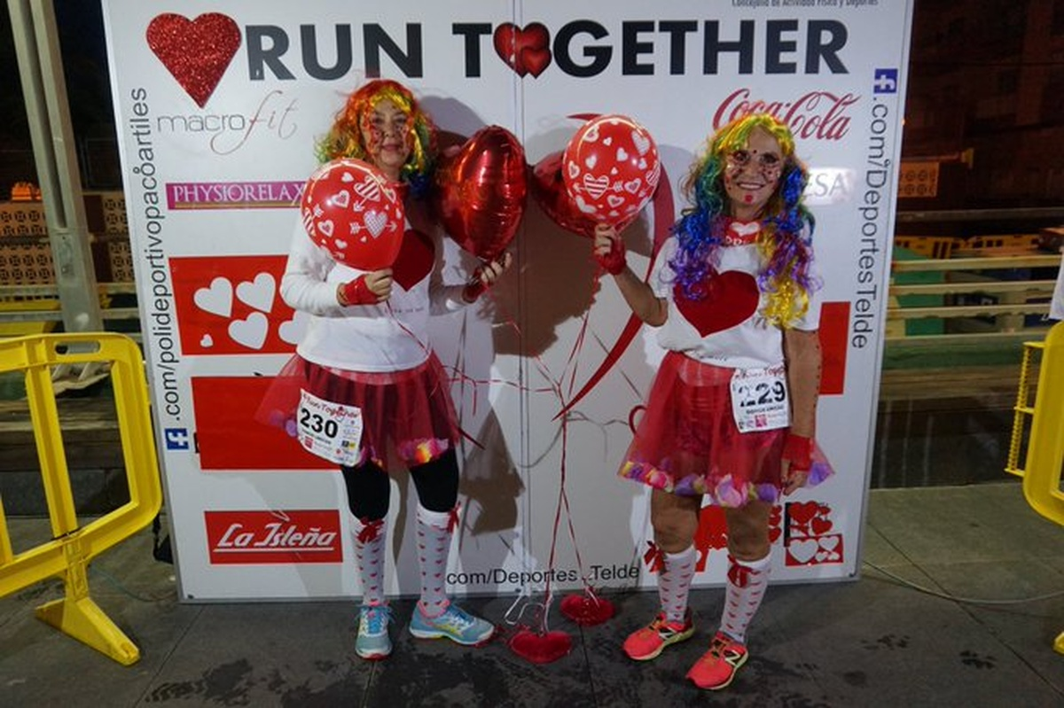 La Run Together cita este sábado a 220 parejas