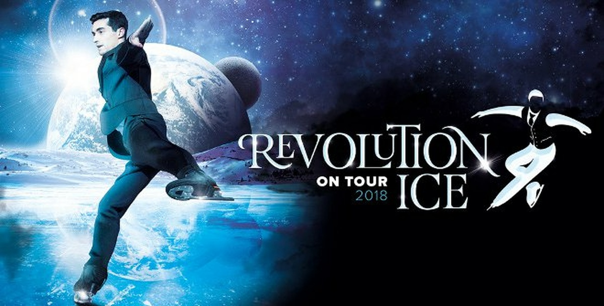 'Revolution on Ice' tendrá 'salchow' triples y lleno completo