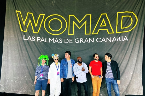 Pat Thomas promete movimiento high life para arrancar el Womad