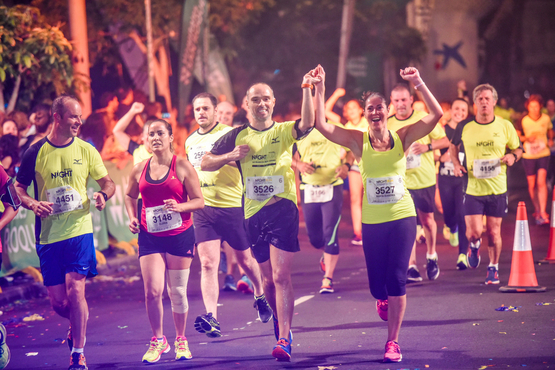 4.450 inscritos en la Binter NightRun Las Palmas de Gran Canaria